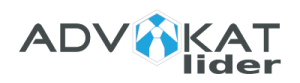 Advokat Lider: logo