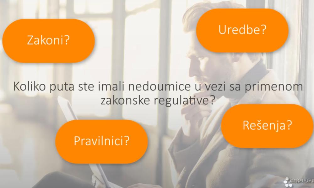 Poslovni Pravni Pomoćnik – Vaš lični pomoćnik za primenu propisa u Vašem preduzeću!